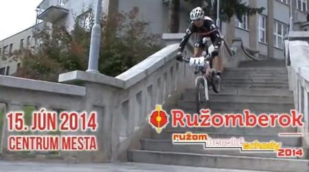 Pozvánka: Ružomberské schody