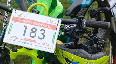 Bláznivý cyklovýjazd pre všetkých fanúšikov cyklistiky