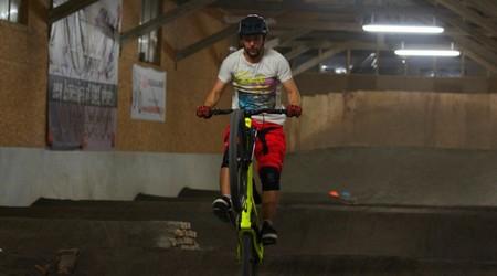 BMX hala Šenkvice – 250 metrov cyklistickej radosti