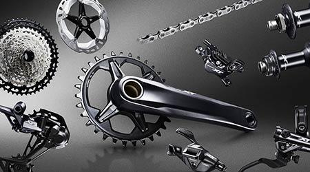 Shimano predstavilo nové 12 rýchlostné sady Shimano XT a SLX