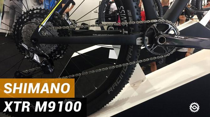 Video: Shimano XTR M9100 - hranica nízkej hmotnosti a vysokého výkonu sa posúva ďalej
