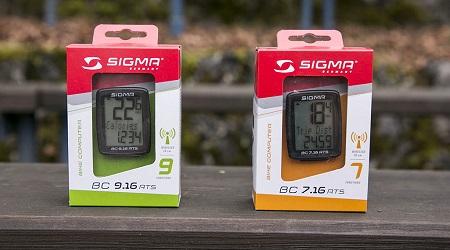 Test: Tachometre Sigma BC 9.16 a7.16 ATS – šikovní pomocníci sveľmi príjemnou cenovkou