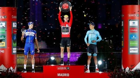 Simon Yates už istým víťazom UCI WorldTour, Peter Sagan na 2. mieste