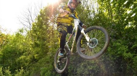 Reportáž z Downhill Race Banská Štiavnica