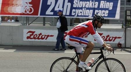 24h Slovakia Ring cycling race - spustená registrácia