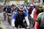 AUTHOR bikemaratón Súľovské skaly