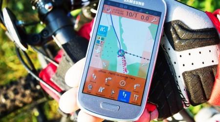 Test: SmartMaps - Jazdenie v horskom teréne