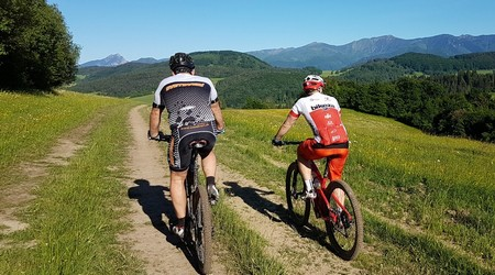 Pozvánka: ISTROFINAL SNEŽNICKÝ MTB maratón – zoznámte sa s Kysuckou vrchovinou