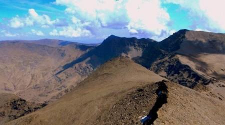 Ako som vyšiel na Pico del Veleta 3 396m v pohorí Sierra Nevada, Španielsko