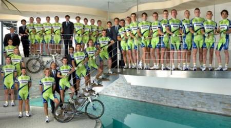 Saganovci v bielom-zeleno-modrých farbách