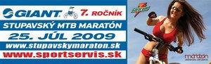 GIANT Stupavský MTB maratón 2009