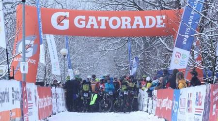 Reportáž: STUPAVA WINTER TROPHY MTB & RUN – sneh, blato a zábava