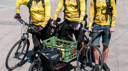 Cyklokuriéri Švihaj Šuhaj doručujú už nielen v Bratislave, ale aj v Košiciach