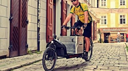Rozhovor: Švihaj šuhaj - cyklokuriérska služba v Bratislave a Košiciach