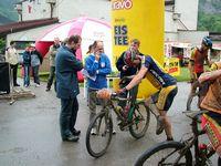 Slavomír Strečanský - AUTHOR Strážovský bikemaratón