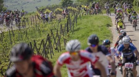 Reportáž: ŠKODA Svätojurský MTB maratón – doslova raketový deň