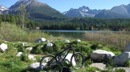 Z Vysokých do Západných Tatier trasou dlhou takmer 78km a stúpaním 3000m