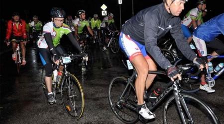 Cykloturistická jazda Trnava - Rysy 2014