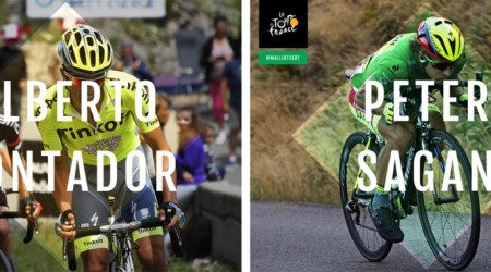 Tinkoff na Tdf s dvoma lídrami - Saganom a Contadorom