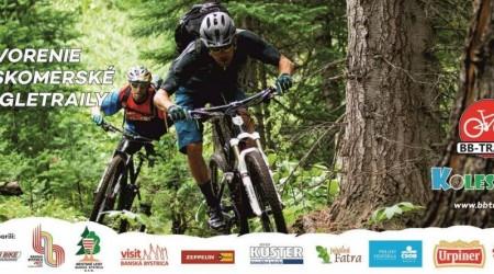 Pozvánka – Otvorenie Laskomerských trailov pri Banskej Bystrici