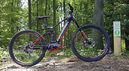 Test: Corratec E-Power RS 150 29 CX LTD - elektrobicykel z Bavorska