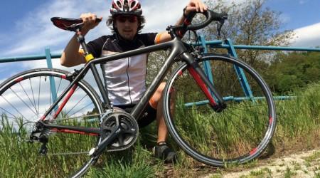 Príhody a skúsenosti: Aké je to vyskúšať cestný bicykel a nabehať prvých 400 km?