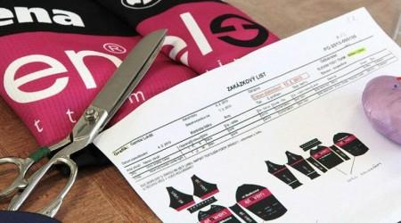 ELEVEN  - zákazková výroba (nie len cyklistických) dresov pre jednotlivcov aj tímy