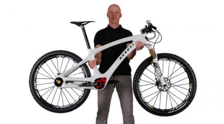 Nuseti - prvý bike na svete s vnútorným radiacim systémom