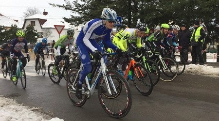 MSR v cyklokrose: Haringov šiesty titul, Keseg Števkovej piaty