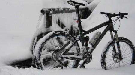 Nedeľná snehová bikovačka na vašich fotografiách