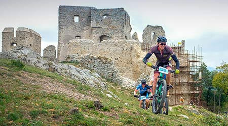 Pozvánka: Región Nitra Cyklomaratón Topolčianky - ďalšia kapitola MOUNTAIN BIKE SPIRIT TOUR uprostred leta