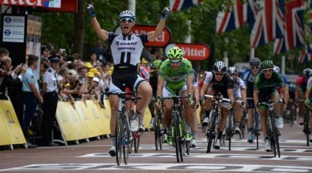 Peter Sagan opäť na výbornom druhom mieste a získava náskok v bodovacej súťaži o zelený dres