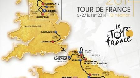 Prichádza 101. edícia Tour de France