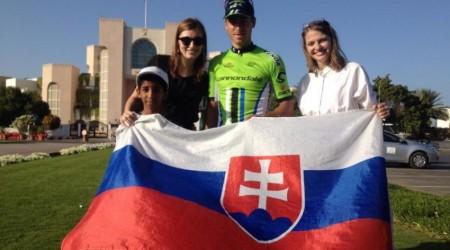 Froome víťazom 5. etapy Okolo Ománu a Sagan sa prepadol