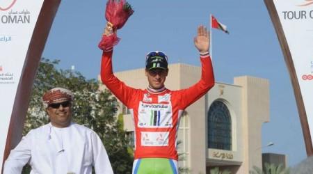 Okolo Ománu celkovo Peter Velits 27. a Peter Sagan 49.