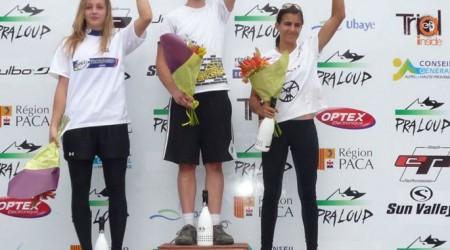 Cyklotrial: Janíčková druhá vo 4. kole SP