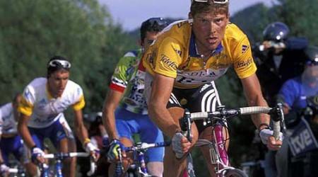 Ullrich dopadol rovnako ako Contador