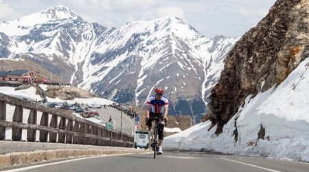 Marek Harčarik sa umiestnil na 1. mieste vo svojej kategórii na rakúskom extrémnom ultracyklomaratóne