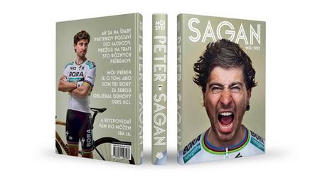 Autobiografia Petra Sagana MÔJ SVET - od dnes v kníhupectvách