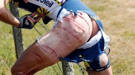 Smoliar Hoogerland sa vracia na Tour de France