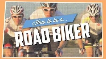 Ako sa stať cestným cyklistom