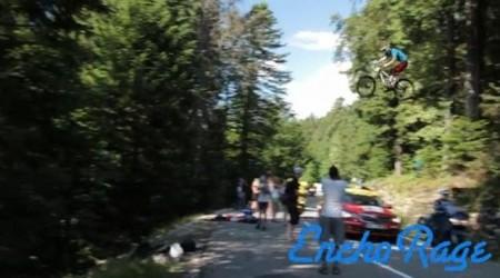 Road Gap na Tour de France 2013