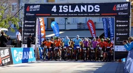Video: 4 Islands - etapový pretek dvojíc v Chorvátsku