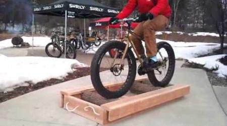 Surly log roller
