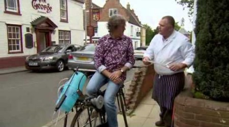 James May's Man Lab Swiss Army Bicycle