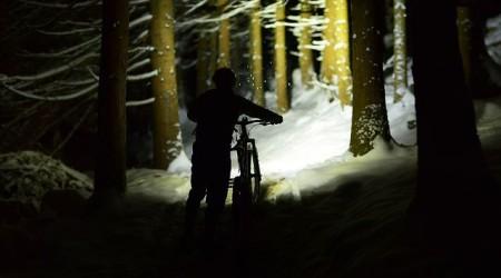 Samerberg night ride with Max Schumann