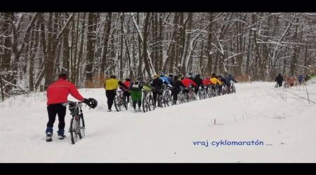Zimny MTB maraton 2013