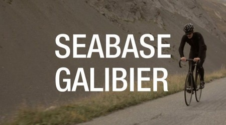 Col du Galibier na fixed geare
