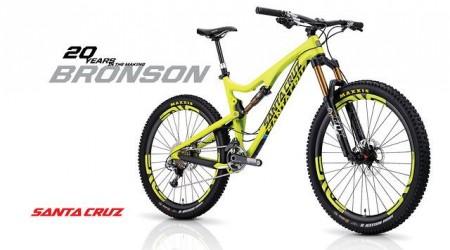 Nový Santa Cruz Bronson