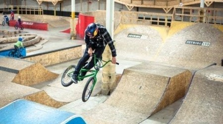 Red Bull BMX Performance Camp 2013